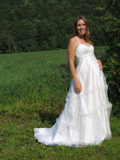 A Wedding Dress For A Pregant Chruch by Maternity Wedding Dresses Dressed Up
