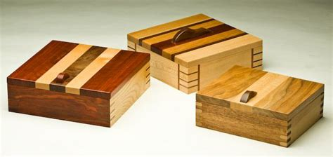 Handcrafted Boxes - handmade wood boxes by george abiad table saw