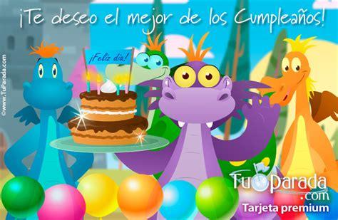 imagenes virtuales de cumpleaños para facebook tarjeta para cumplea 241 os con drag 243 n cumplea 241 os ver