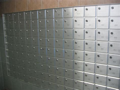 Apartment Mail Boxes mailbox of md apartment mailboxes commercial