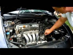how to change or replace a starter motor 2001 2002 2003