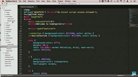 udemy php mvc framework codeigniter tutorial for دانلود udemy php mvc framework codeigniter tutorial for