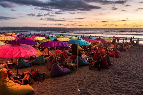bali  nightlife luxury surfing