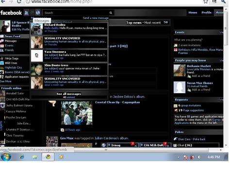 themes facebook and skin http facebookskin com color black facebook skin facebook