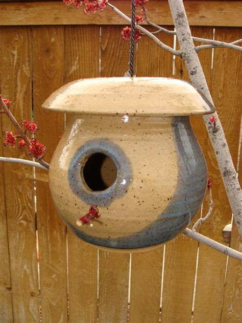Ceramic Birdhouses Handmade - 17 best images about bird houses bird feeders on