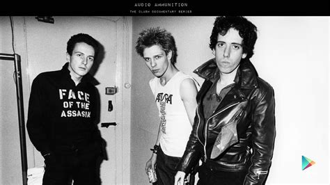 Kaos Band The Clash Exclusive the clash audio ammunition documentary part 1 quot the