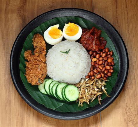 makanan kebanggaan rakyat malaysia oxford malay living