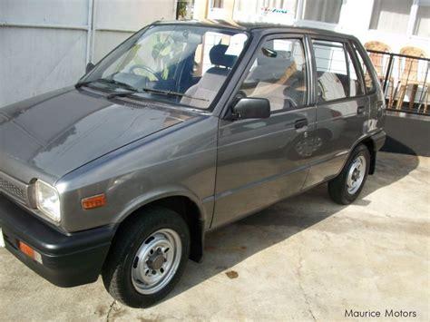Car Sales Suzuki Used Suzuki Maruti 800 1996 Maruti 800 For Sale