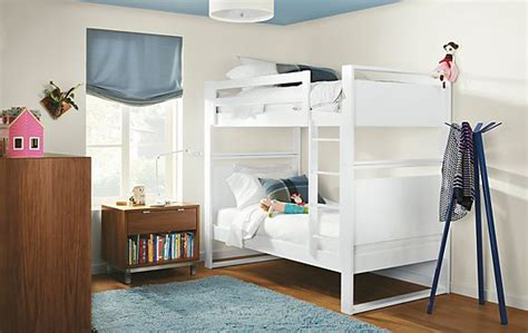 Room And Board Bunk Bed Dayton Bunk Beds Modern Furniture Room Board