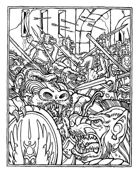 advanced coloring pages dragons 33 best images about ad d colouring book on pinterest