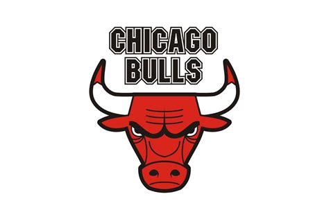 Chicago Bulls Logo Outline by Chicago Bulls Logo Logo