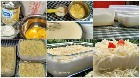 membuat puding keju resep membuat puding keju lembut dan super enak bikin