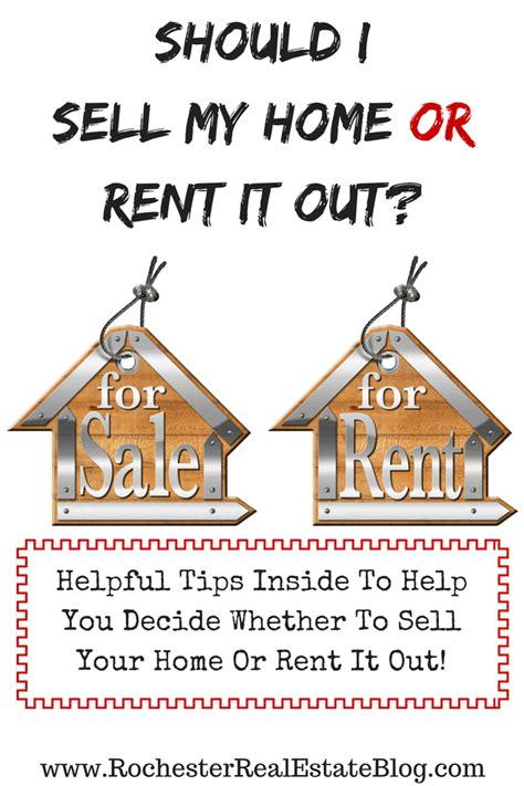 should i rent my home or should i sell northern virginia real
