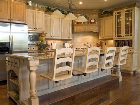 kitchen snack bar ideas adorable design of kitchen island with bar seating homesfeed