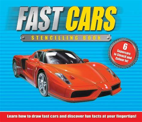 books about cars and how they work 2000 cadillac catera parental controls fast cars stencil book scholastic kids club