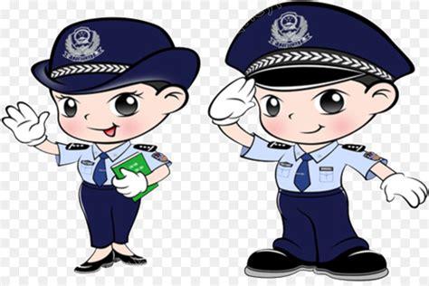 keren  gambar gambar kartun polisi kumpulan gambar kartun