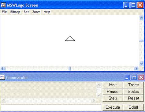 tutorial on logo programming language ashoka computers communication computer technology