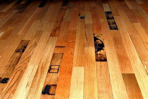 Cool Floors by Whiskey Barrel Flooring Cool Material