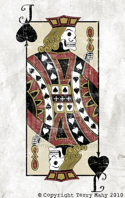 jack of spades tattoo of spades by terraldo on deviantart of all