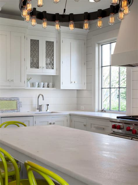 hgtv kitchen backsplash dreamy kitchen backsplashes hgtv
