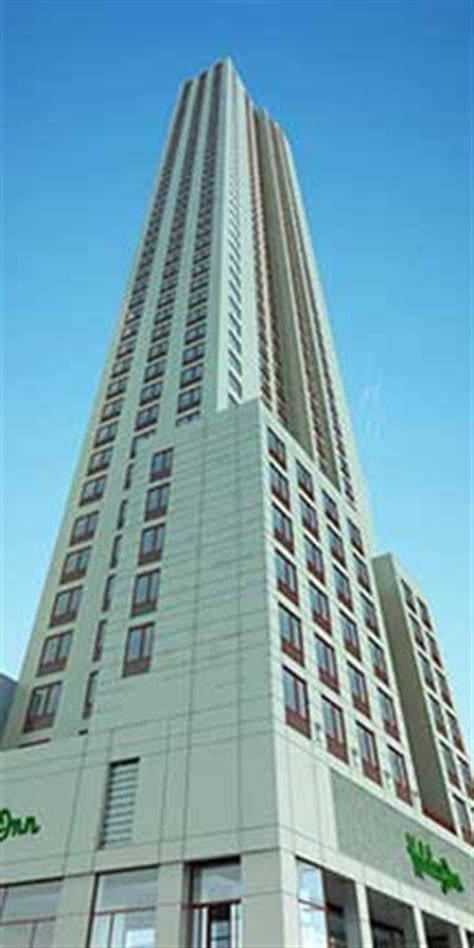 financial district christmas world s tallest inn opens in new york travel weekly