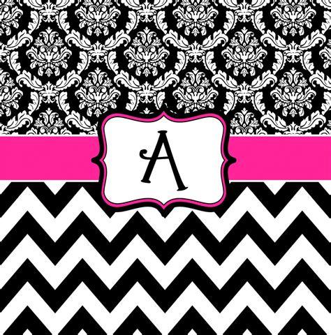 black white and pink wallpaper b q pink and black chevron wallpaper wallpapersafari