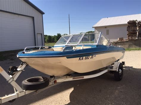 16 ft open boat 1977 glastron 16 ft open bow tri hull nex tech classifieds