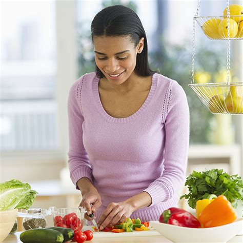 Black Cooking In The Kitchen by Healthier Cooking Techniques Popsugar Fitness