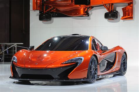 mclaren p1 concept mclaren p1 is the nearly real supercar of our drive to