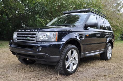 range rover lifted for sale 2006 range rover sport hse lifted 15 900