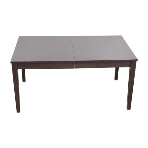 crate barrel dining table 73 crate barrel crate barrel extension dining