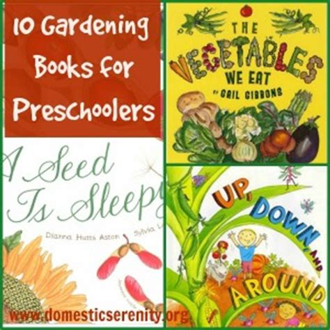 picture books preschool 10 of our favorite gardening books for preschoolers