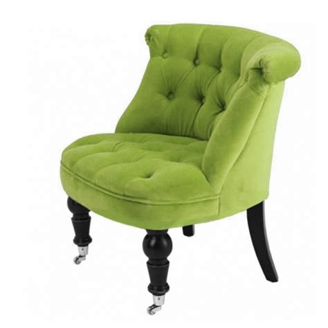 Attractive Salon Velour Vert  #4: Fauteuil-crapaud-capiton-velours-vert-1.jpg