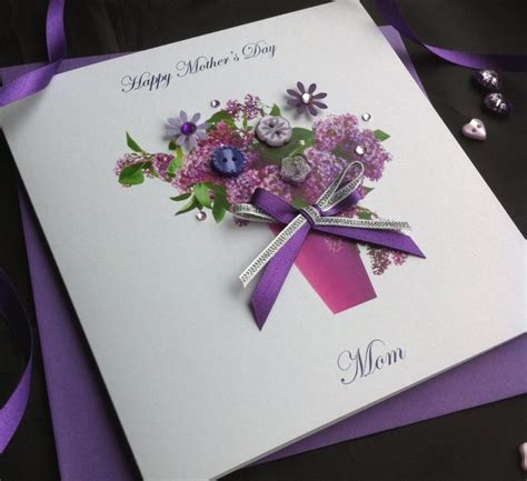 personalised mothers day cards pinkandposh co ukpink posh