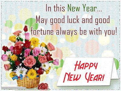 new year food luck in this new year may luck and fortune always