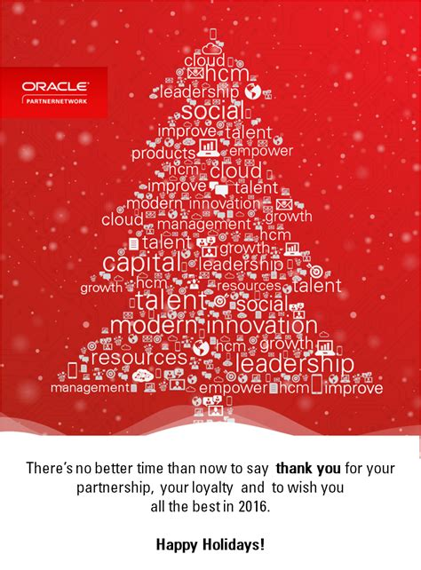 7 Reasons To Be Happy The Holidays Are by Happy Holidays From Opn Oracle Partnernetwork