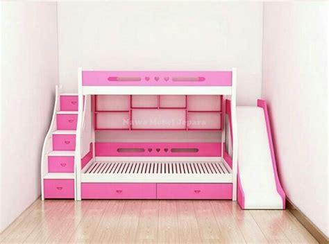 Jual Lu Tidur Unik Murah tempat tidur anak perempuan unik dengan slorodan jual