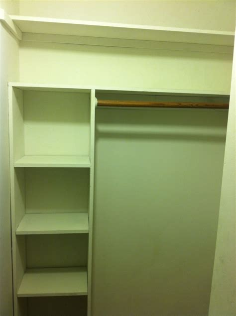 Empty Closet how to clean your closet in five easy steps american