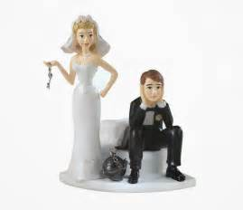 wedding cake figurines always learning don t a and chain