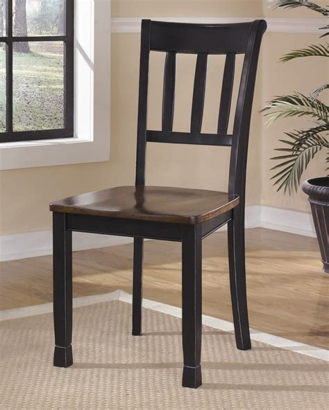 ashley furniture dining room chairs d580 45 ashley furniture owingsville dining room extension