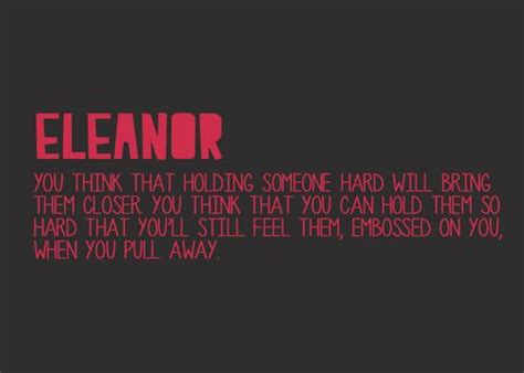 Eleanor Park By Rainbow Rowell Version 200 Besten Quot Eleanor Park Quot Fan Other Awesomeness