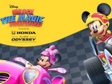 disney unlock the magic sweepstakes - Disney Unlock The Magic Sweepstakes
