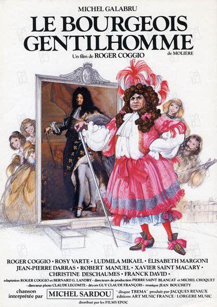 le bourgeois gentilhomme 2070450007 le bourgeois gentilhomme