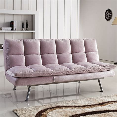 Sofa With Pull Out Bed Ikea Floating Landscape Small Apartment Modern Minimalist Ikea Sofa Bed Multifunction Three