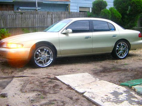 car manuals free online 1997 lincoln continental parental controls lostlincoln 1997 lincoln continental specs photos modification info at cardomain