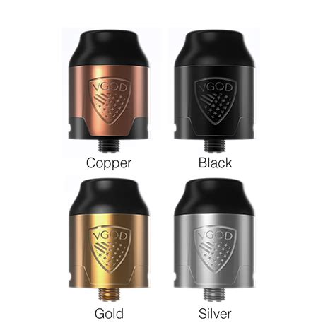 Vgod Elite Rda by Vgod Elite Rda