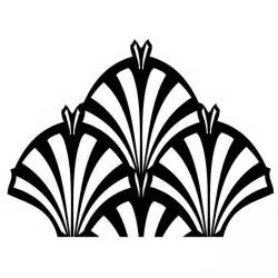 Art Deco Templates Free Art Deco Fountain Mesh Stencil