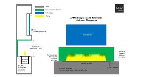 chimenea y tele chimenea y television consejos de instalaci 243 n tv y