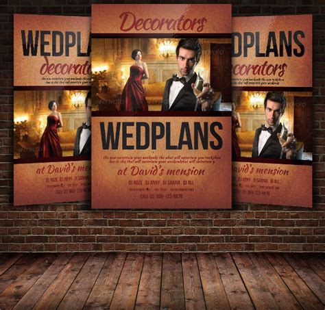 Free Event Planning Flyer Templates 21 wedding planner sles sle templates