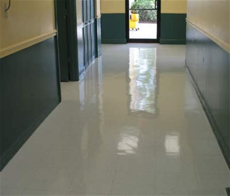 clarke trusted reliable efficient how to brighten dull and stained vct tile